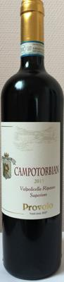 Ripasso CAMPOTORBIAN 75cl14%