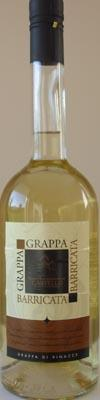 Grappa CASTELLO BARRICATA Zanin 70cl40%
